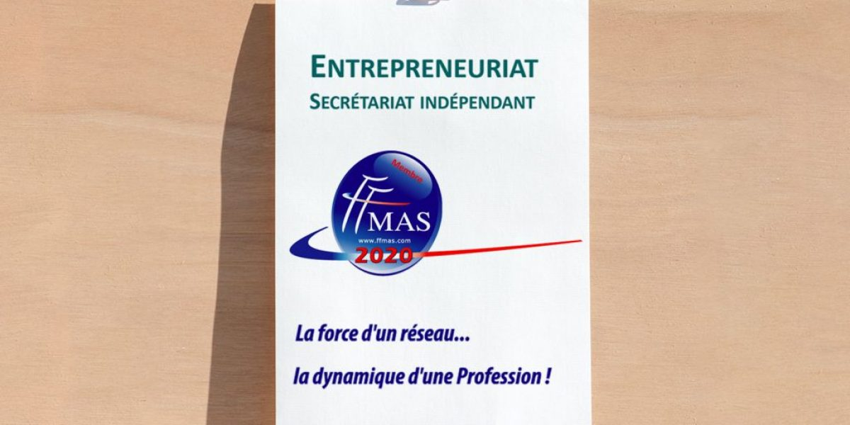 Adhésion au FFMAS Fédération Française des Métiers de l'Assistanat et du Secrétariat